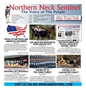 January 2021 Northern Neck Sentinel