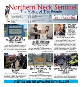February 2021 Northern Neck Sentinel