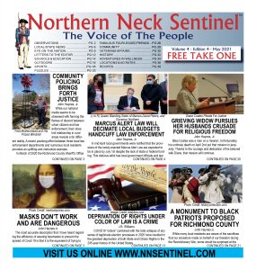 May 2021 Northern Neck Sentinel